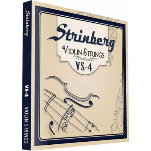 Encordoamento para Violino Strinberg VS-4
