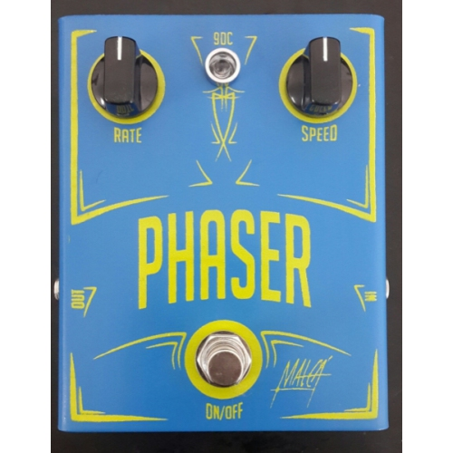 Pedal Maicá Custom Boutique Phaser