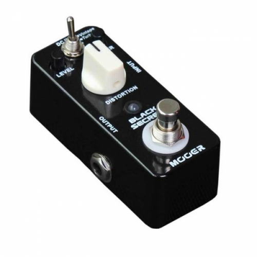 Pedal Mooer MBSD Black Secret Distortion