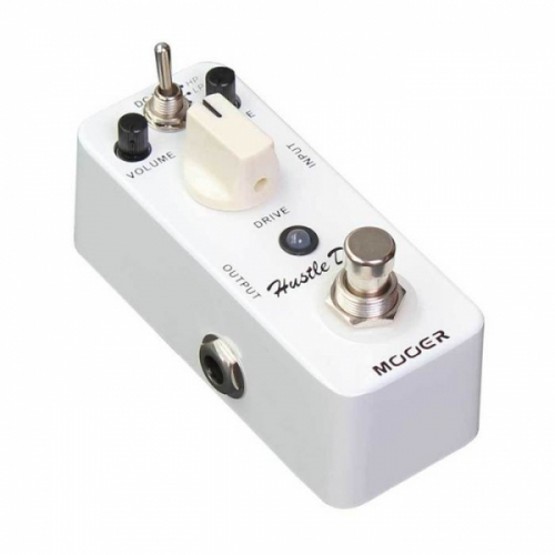 Pedal Mooer MHDD Hustle Drive Distortion