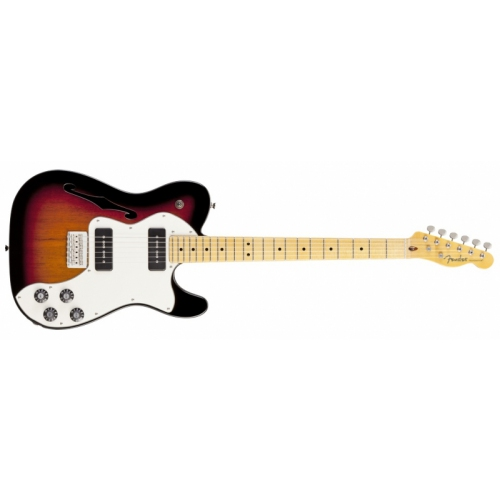 Guitarra Fender 024 1202 Telecaster Modern Player Thinline Deluxe Sunburst