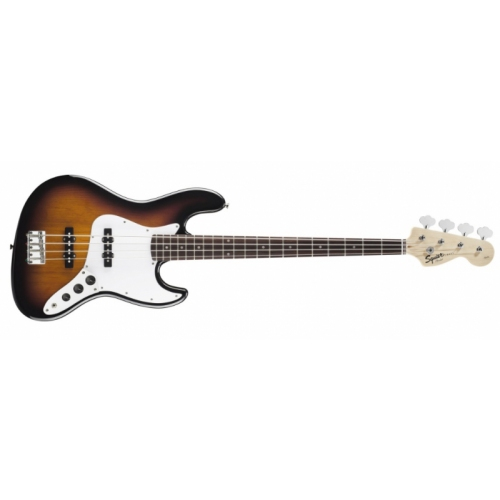 Contrabaixo Fender Squier 031 0760 Affinity Jazz Bass Brown Sunburst