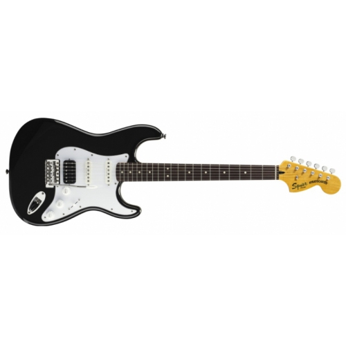 Guitarra Fender Squier Vintage Modified 030 1215 HSS RW Stratocaster Black