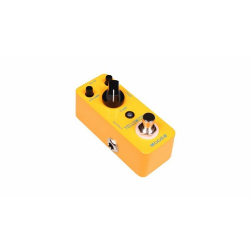 Pedal Mooer MCS2 Yellow Compressor