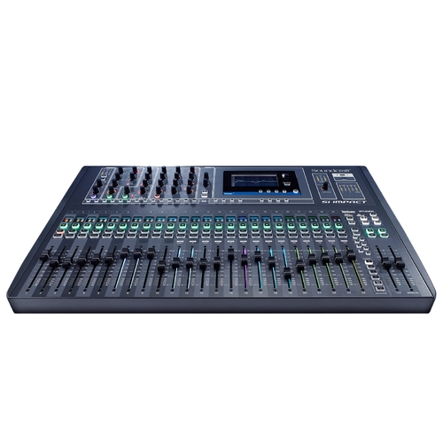Mixer Digital Soundcraft SI Impact