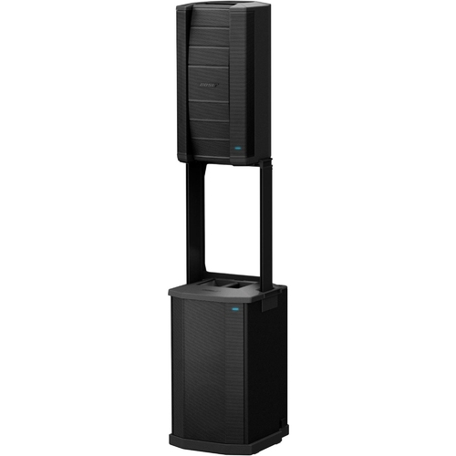 Sistema de Som Bose F1 Model 812 + F1 Sub - Line Array Flexível