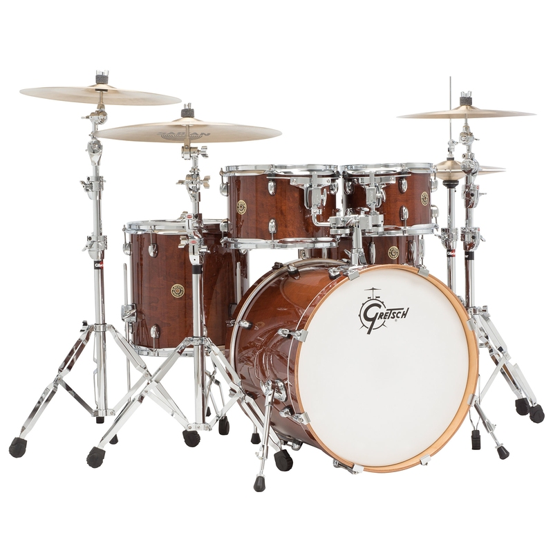 Bateria Gretsch Catalina Maple CM1E825 WG c/ Kit de Ferragens G3
