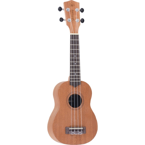 Ukulele Strinberg Soprano UK-06S Mogno Fosco c/ bag