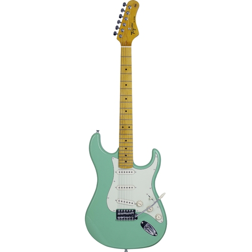 Guitarra Tagima TW Series TG-530 SG Stratocaster Surf Green