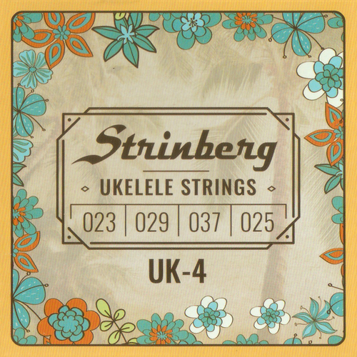 Encordoamento para Ukulele Strinberg UK-4
