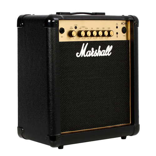 Amplificador de Guitarra Marshall MG15R Gold 15 Watts RMS