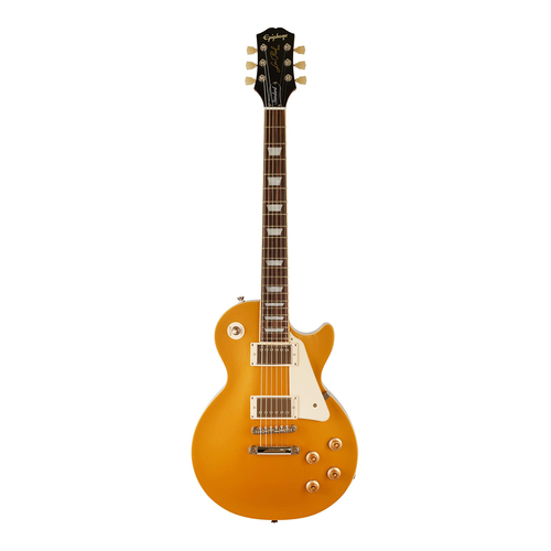 Guitarra Epiphone Les Paul Standard 50s Metallic Gold